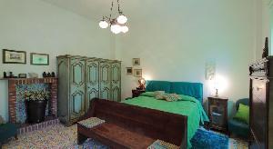 Camera Matrimoniale Canne al Vento - B&B La Casa di Baba