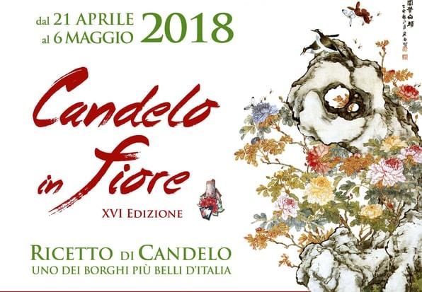Candelo in Fiore - Locandina 2018