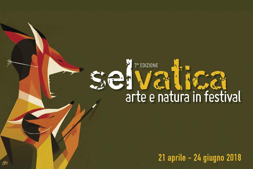 Selvatica Arte Natura In Festival 2018 Biella